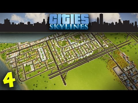 Cities Skylines ITA #4 - Autostrada Elevata!