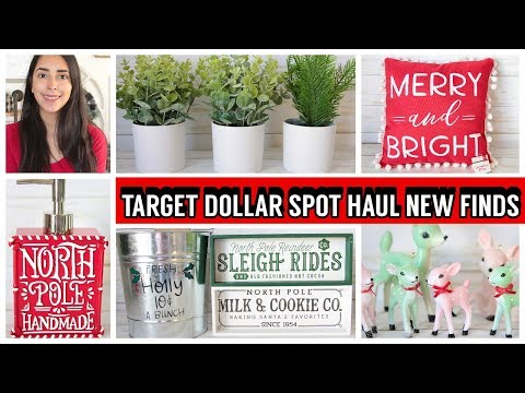TARGET DOLLAR SPOT HAUL 2019 NEW FINDS