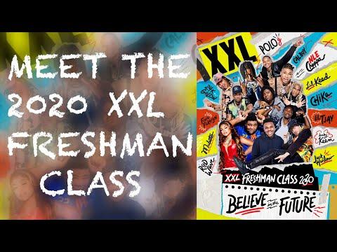 XXL 2020 Freshman