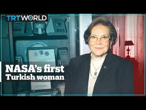 Google honours NASA's first Turkish female astronomer