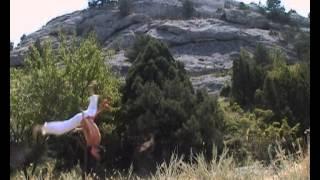 Одичавшие капоэйристы Senzala de Capoeira