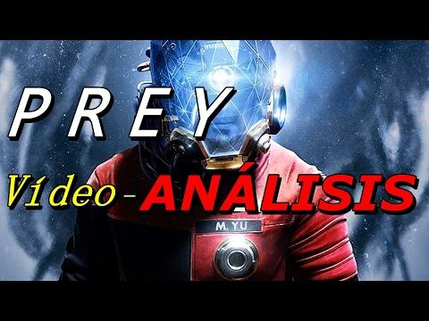 Vídeo-Análisis/Review PREY - Opinión personal