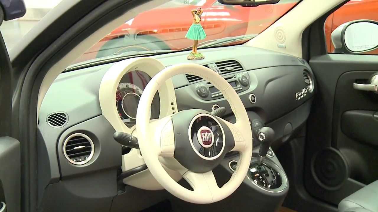 Fiat 500 Beach Cruiser