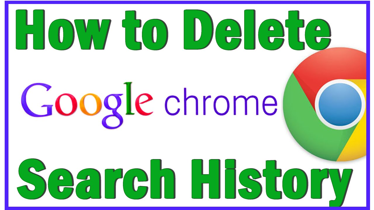 How to permanently delete my browsing history in Google ...