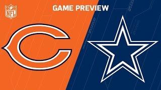 Bears vs. Cowboys (Week 3 Preview) | Sunday Night Football | Move the Sticks | NFL