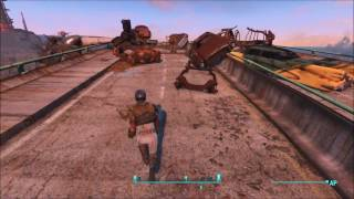 Fallout 4 Power Armor at Graygarden and how to get it