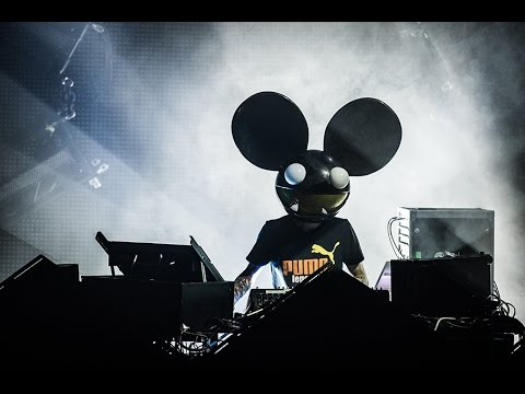deadmau5 live set guate 2015 - YouTube