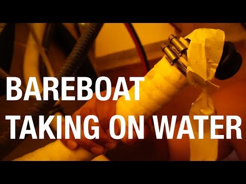 Bareboat Charter Taking on Water