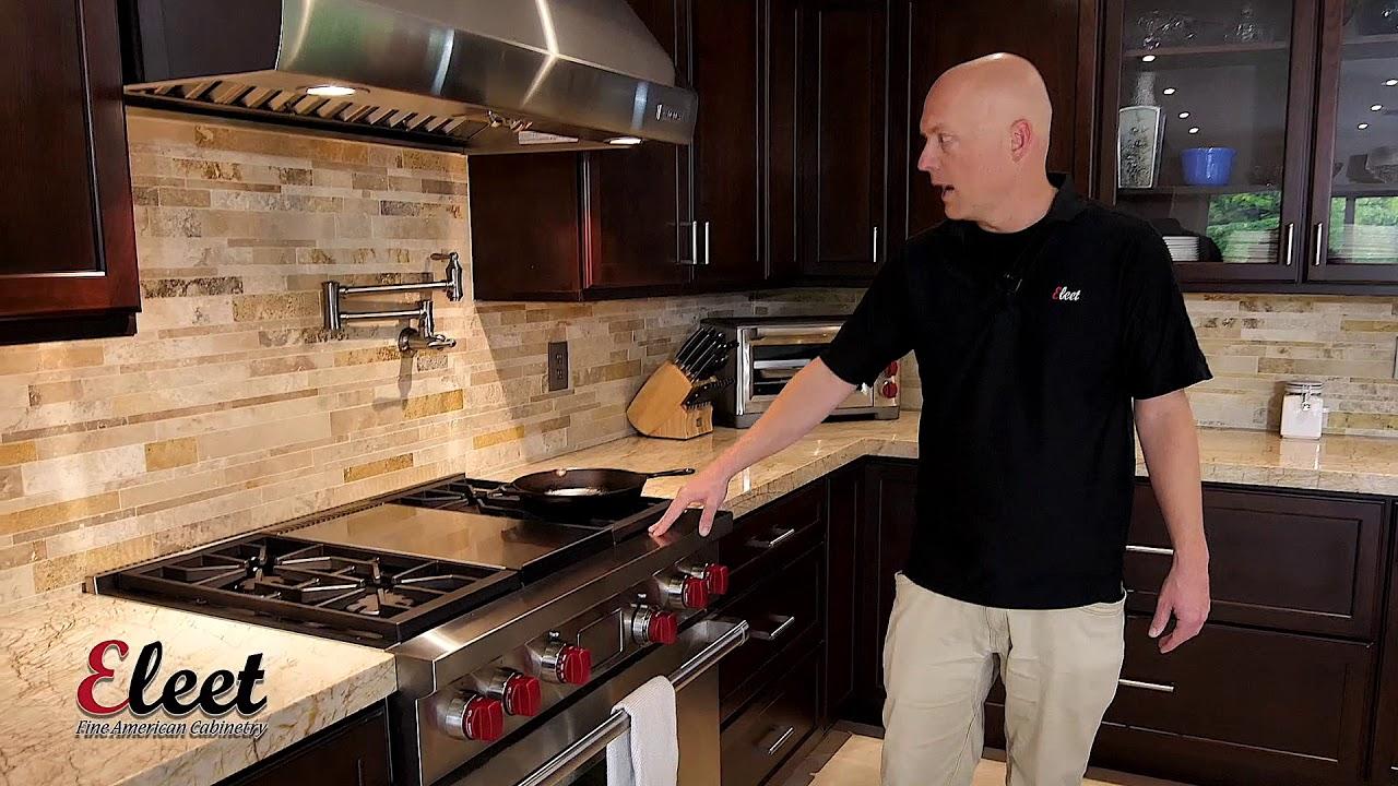 Eleet Fine American Cabinetry Kitchen #2