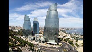 A walk in Baku, Azerbaijan