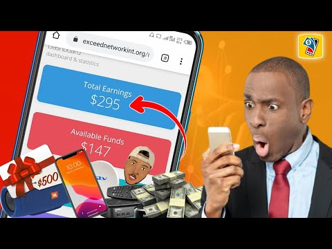How To Make Money Online Ghana,Nigeria,South Africa I Earned GH¢2,675 In less than 3 -5months(MoMo)