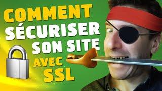 Comment SÉCURISER son site avec un certificat SSL