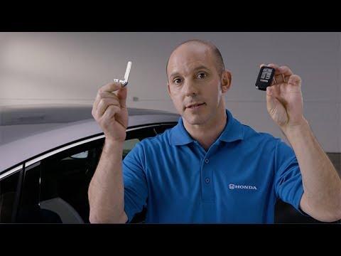 2018 Honda Accord Tips & Tricks: How to Use Valet Lock