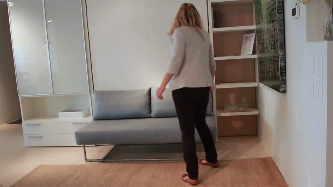 Ulisse Sofa | Resource Furniture | Wall Bed Systems