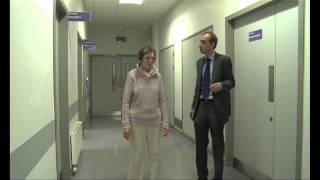 Neurology - Topic 13 - Parkinson's disease female patient