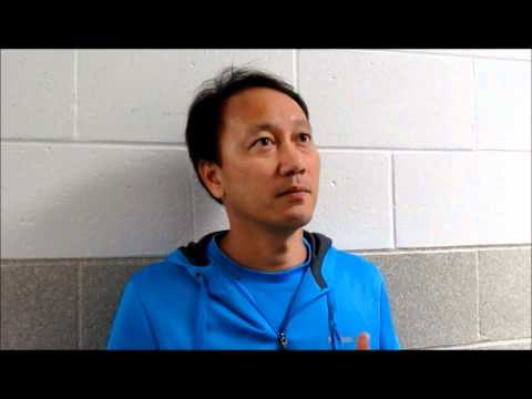 Michael Chang - 2011 Champions Cup Boston - Pre Match Interview