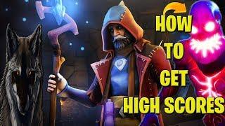 Fortnite Horde Rush LTM How To Get High Scores Live with WOLF! Fortnite Horde Rush With SUBS LIVE!