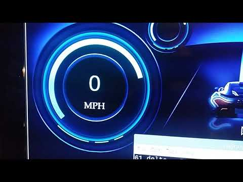 CAN Bus RaspberryPi Dash With Arduino ECU Module
