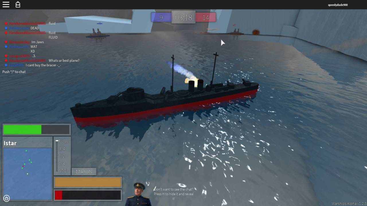 ROBLOX Warships - Destroyer memes - YouTube