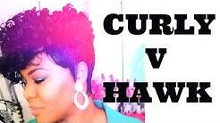 CURLY V HAWK
