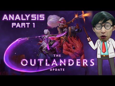 SingSing Dota 2 Outlanders Update Analysis #1