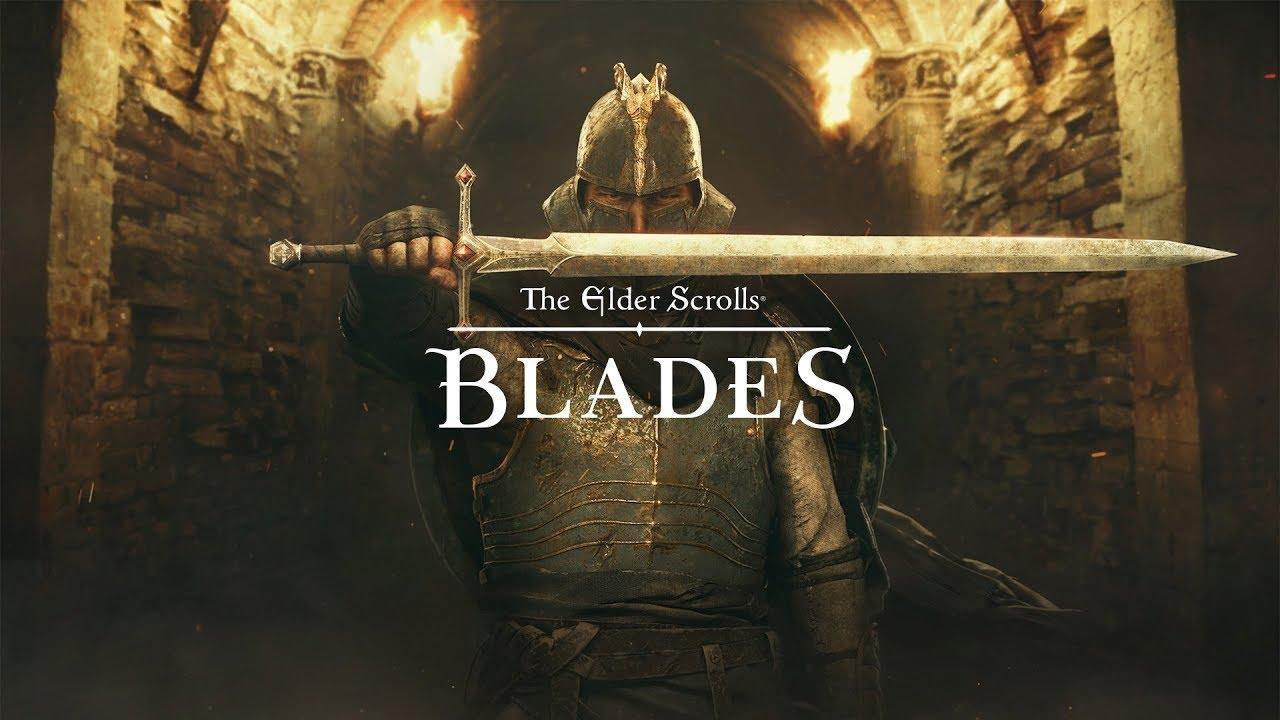The Elder Scrolls: Blades Early Access-Trailer - YouTube
