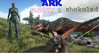 ARK:  Survival Evolved #весёлая динотопия)