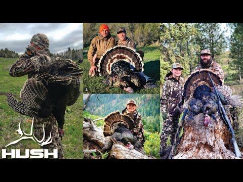 8 TURKEY HUNTS 1 VIDEO!