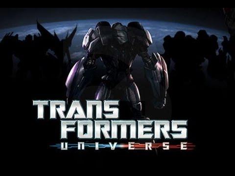 Transformers Universe игра скачать - фото 2