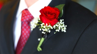 How To Make A Boutonnière!