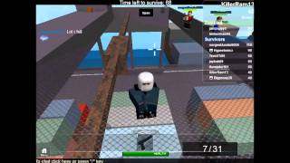 Ram Plays Roblox: Left 4 Dead: Gameplay and Commentary