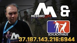 Spiel Mit Messiro Auf Dem Dayz Origins Schlachthaus!