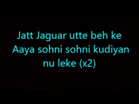 jatt jaguar lyrics mubarakan