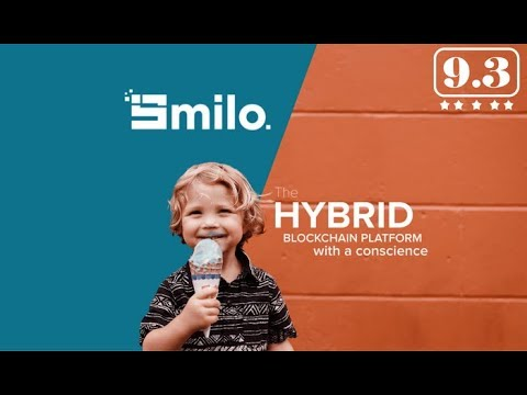 Smilo - HYBRID BLOCKCHAIN PLATFORM  with a conscience
