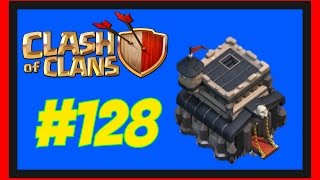 Clash of Clans Deutsch #128 Handy Rathaus Level 9 ?