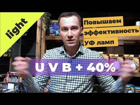 Ультрафиолетовые (УФ) лампы и их эффективность