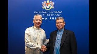 Be vigilant and avoid volatile areas, Saifuddin tells Malaysians in HK