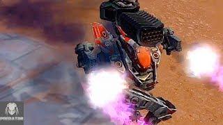 FASTEST ROBOT IN THE GAME | MRK II STRIDER GAMEPLAY | War Robots