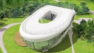 Repeat youtube video 13 Most Unusual Houses