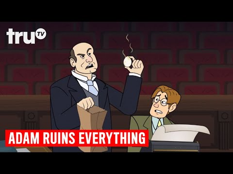 Adam Ruins Everything - Supermarket of Death | truTV