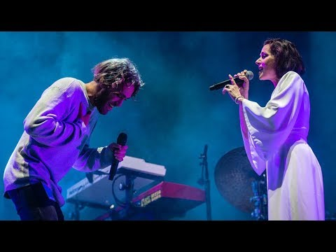 Matt Corby & Tina Arena - Chains (Live At Splendour In The Grass / Audio)