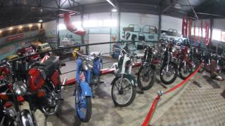 Выставка раритетных мотоциклов в Днепре