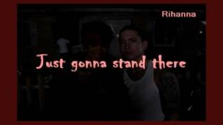 Eminem ft. Rihanna - Love the way you lie [Karaoke/Instrumental] + Lyrics