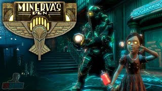 Bioshock 2 Minervas Den Part 1 | Remastered DLC | PC Gameplay Walkthrough | Game Let