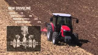 Massey Ferguson MF 4700 Series cab tractors set the new multi-purpose tractor benchmark