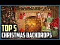 Top 5 Best Christmas Backdrops For Photography In 2019