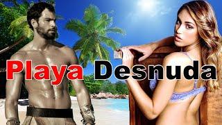 Isola dei Famosi 2015 Playa Desnuda Cecilia Rodriguez e Brice
