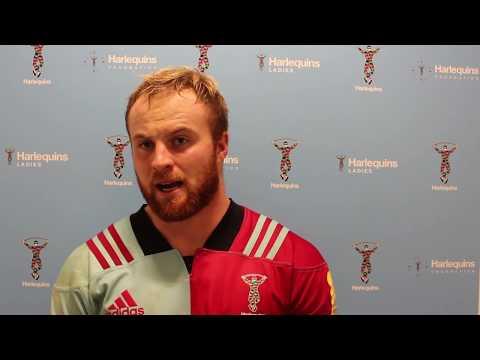 James Chisholm post Worcester Warriors