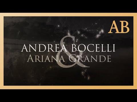 Andrea Bocelli, Ariana Grande - E Più Ti Penso (Official Lyric Video)