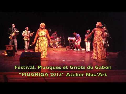 Atelier Nou'Art 2015/ Libreville Gabon/Festival MUGRIGA